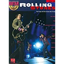 THE ROLLING STONES VOLUME 66 BK/CD (Hal Leonard Guitar Play-Along) by Rolling Stones (2007-04-07)