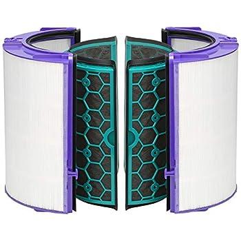 Dyson Dp04 Hp04 Tp04 Pure Cooltm Purifier Fan Glass Hepa
