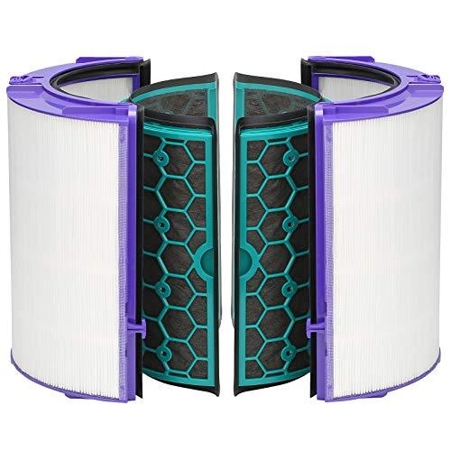 Dyson DP04 HP04 Pure CoolTM Purificateur en Verre HEPA Filtre intérieur à Charbon Actif