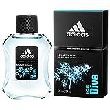 Adidas Ice Dive Eau de Toilette Vaporisateur - Homme - 100 ml