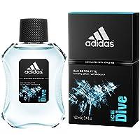 Adidas Ice Dive Eau de Toilette Spray - Uomo - 100 ml