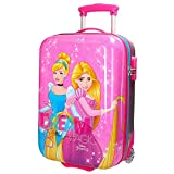Disney Princess Bagage enfant, 50 cm, 26 liters, Rose (Rosa)
