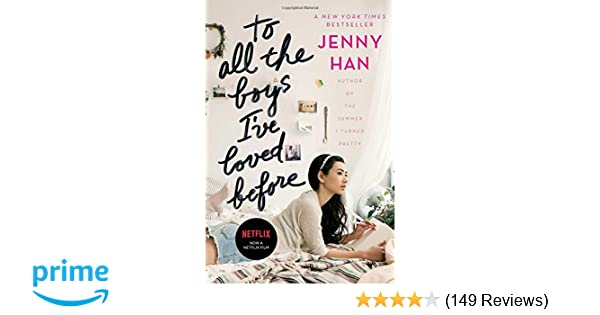 To All The Boys Ive Loved Before Amazonde Jenny Han