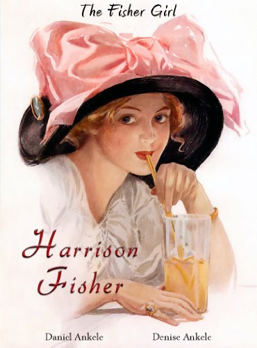 Harrison Fisher: The Fisher Girls-115 Illustrations (English Edition) -