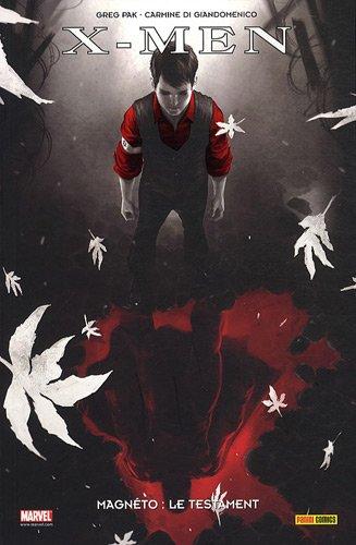 X-Men : Magnéto : le testament