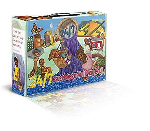 Vacation Bible School Vbs 2018 24/7 Starter Kit: Jesus Makes a Way Every Day!