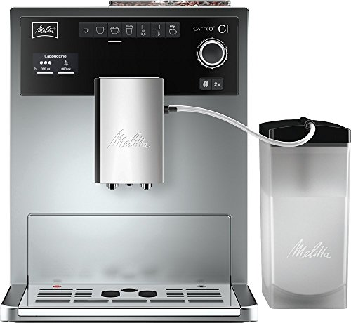 Melitta Kaffeevollautomat E970-101 si/sw