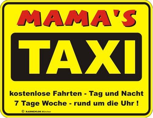 Geschenk für Frauen Alu Schild Alu Flach Neu   17x22cm mit Bset