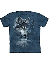 The Mountain Unisexe Enfant Reflet De Loup T Shirt