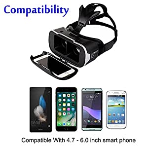 COOLNUT Shinecon 3D VR Box For All Smartphone
