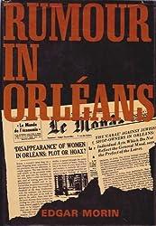 Rumour in Orléans by Edgar Morin (1971-11-08)