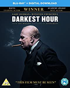 Darkest Hour [Blu-Ray + Digital Download] [2017]
