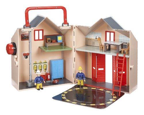 feuerwehrmann sam rescue center Character Options Feuerwehrstation Spiel