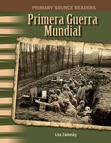Primera Guerra Mundial (World War I) (Social Studies Readers) por Teacher Created Materials
