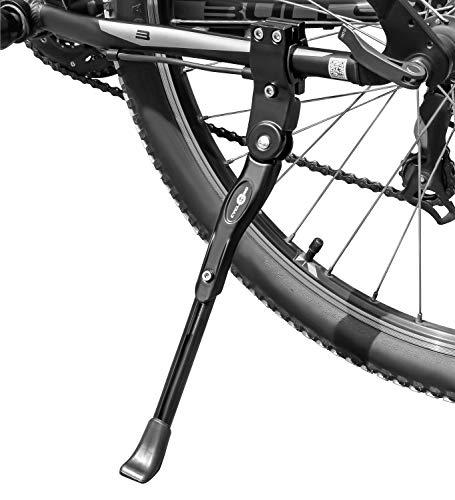 """CYCLEHERO Stabiler Fahrrad Ständer (mit Verstellfunktion - bis 30kg Fahrrad-Gewicht) Fahrradständer für Mountainbike in Größe 24\"""" - 29\"""" geeignet - Ständer für Trekkingrad, Damenrad und auch E-Bikes"""