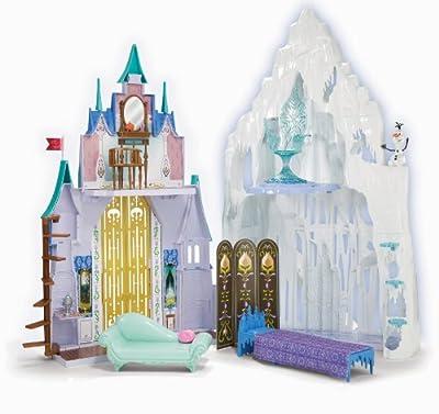 Princesas Disney - Palacio de hielo (Y9968) de Mattel