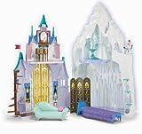 Disney - Die Eiskönigin – Völlig unverfroren - Schloß und Eispalast 2 in 1 Set [UK import]