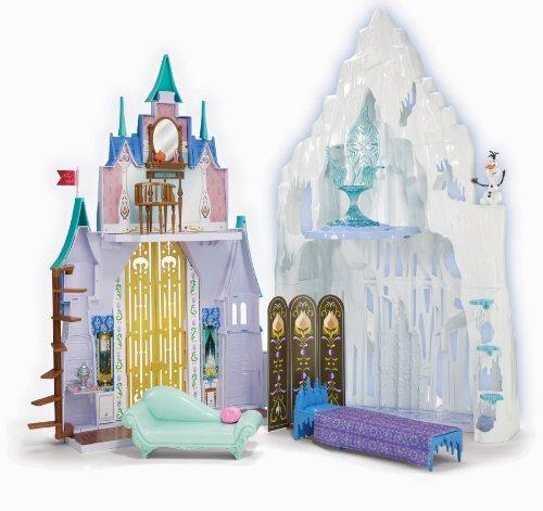 Frozen y9968 - castello e palazzo di ghiaccio