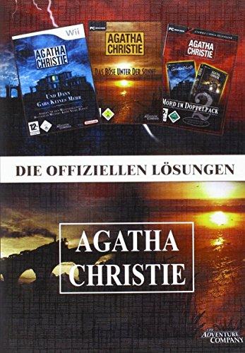 Agatha Christie 1-3: Die offiziellen Lsungen
