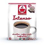 SENSEO Kaffeepads - Sorte: INTENSO - 180 Pads ( 1260 gr. ) Kompatible Kaffeepads von Caffè Bonini Italien.