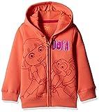 #10: Dora Girls' Hoodie