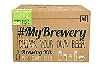 La bière fait partie du style Pilsen Ale. En conséquence, vous pourrez profiter d'une bière blonde aromatisée avec du houblon noble et élégant comme le Saaz. Il apparaît aussi l'arôme fruité typique de la fermentation Ale. Les produits bio contribuen...