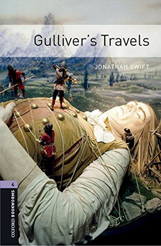 Oxford Bookworms Library: Level 4:: Gulliver's Travels audio pack por Jonathan Swift