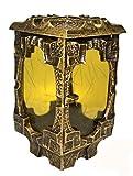 Grablaterne Wolfen Bronze pat., Höhe 25 cm