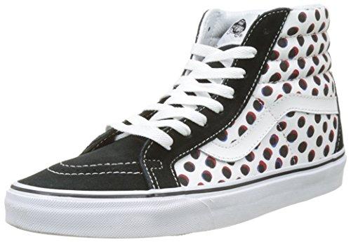Vans Sk8-Hi Reissue Women US 10.5 White Sneakers Vans Sk8-Hi Reissue Women US 10.5 White Sneakers 51TDknlVK0L