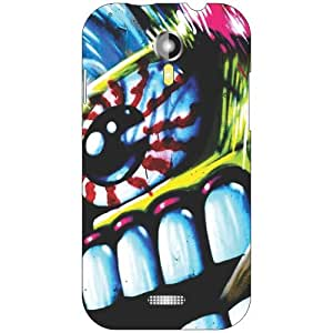 Micromax A 117 gaming Phone Cover - Matte Finish Phone Cover