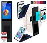 reboon Hülle für Huawei Honor 3C Tasche Cover Case Bumper | Blau | Testsieger