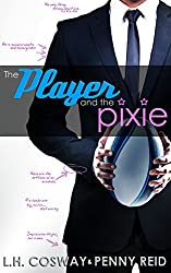 The Player and the Pixie (Rugby Book 2)