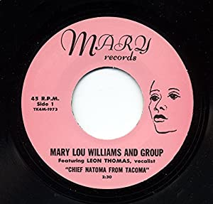 Mary Lou Williams -  The London Sessions