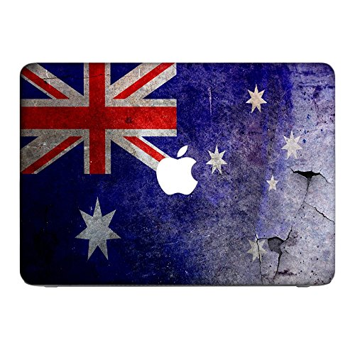 flags-australia-2-skin-sticker-decal-protective-cover-vinyl-with-leather-effect-laminate-and-colorfu