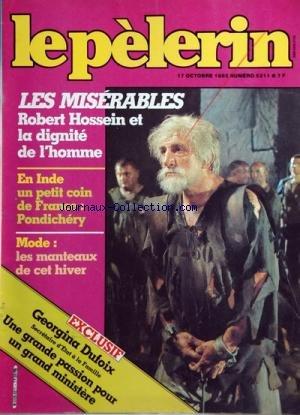 PELERIN (LE) [No 5211] du 17/10/1982 - les miserables de