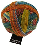 Schoppel-Wolle 1701 - Ovillo de Lana (Grosor 6, 150 g)