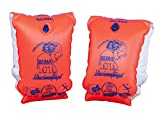 Bema 18001 - Happy People, Schwimmflügel, orange, 11-30 kg (1-6 years)