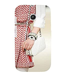 PrintVisa Designer Back Case Cover for Motorola Moto E :: Motorola Moto E XT1021 :: Motorola Moto E Dual SIM :: Motorola Moto E Dual SIM XT1022 :: Motorola Moto E Dual TV XT1025 (Painitings Watch Cute Fashion Laptop Bluetooth )