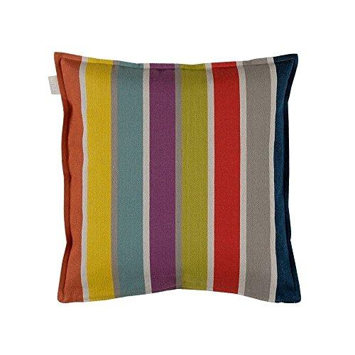 Linum Maud Kissenhülle 40x40 Multicolor MOC
