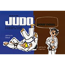 Judo pour nous : Ceinture bleue - ceinture marron