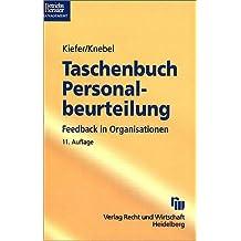 Taschenbuch für Personalbeurteilung: Mit Beurteilungesbogen aus der Praxis