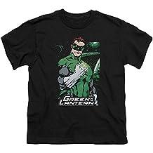 Justice League - Fist jeunesse Flare T-shirt
