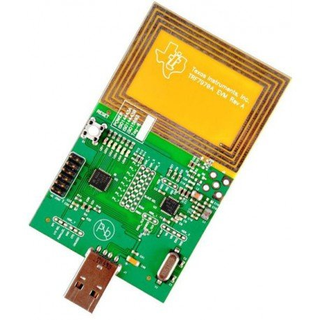 TRF7970AEVM Texas Instruments sold by SWATEE ELECTRONICS