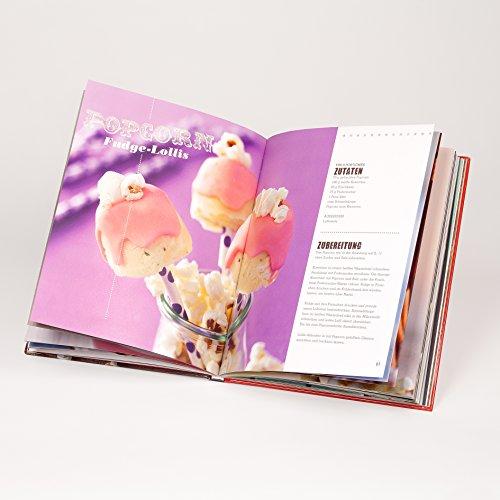 Popcornloop Rezeptbuch! 128 Seiten - 9
