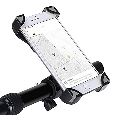 GHB Support Vélo Smartphone Support Télephone Vélo Support Smartphone VTT