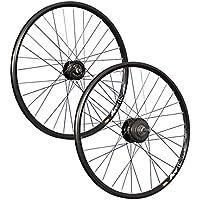 Taylor-Wheels 26 pulgadas juego ruedas bici MAVIC XM317 buje Alfine negro
