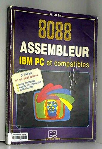 8088 assembleur, ibm-PC et compatibles.