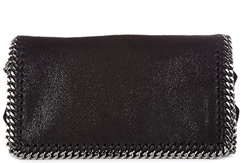 Stella-Mccartney-womens-cross-body-messenger-shoulder-bag-black