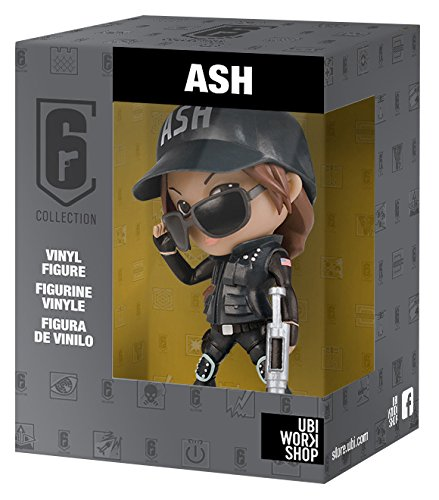 Ubisoft - Six Collection Merch ASH Chibi Figurine