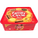 Crawfords Family Circle Biscuits, 700g